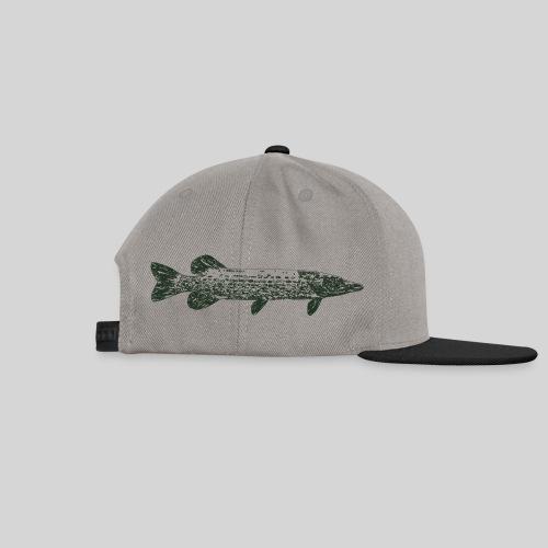 Pike - Snapback Cap