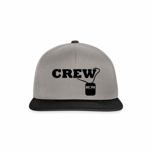 KON - Crew - Snapback Cap