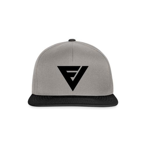 fribaveikot_symbol_black - Snapback Cap