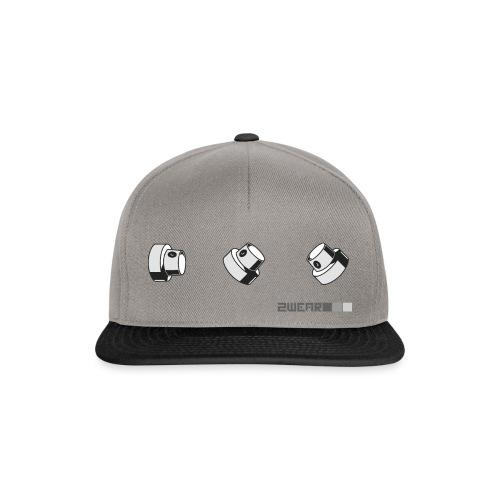 Fat Caps street flow - 2wear Classics - Snapback Cap