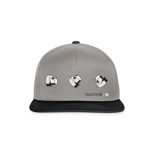 Fat Caps street flow - Snapback Cap
