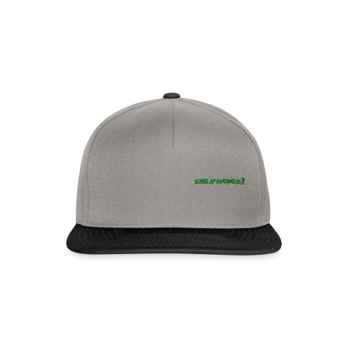 School Of Hardknocks - Snapback Cap