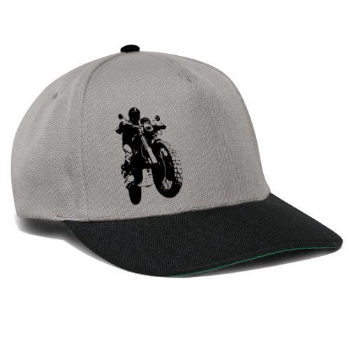 Scrambler - Snapback Cap