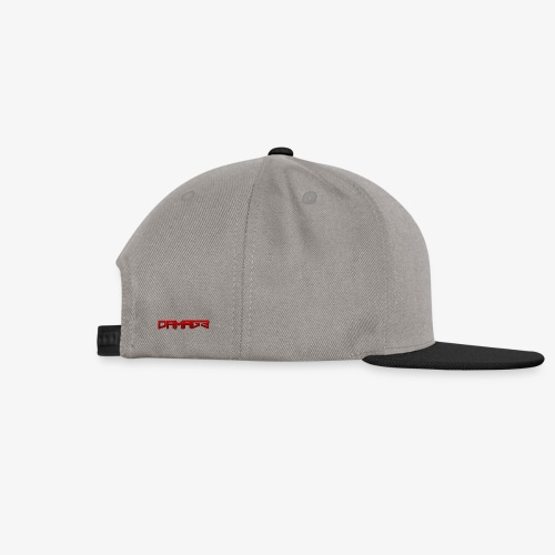Tagline - Snapback Cap
