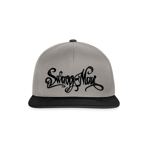 Swagg Man logo - Casquette snapback