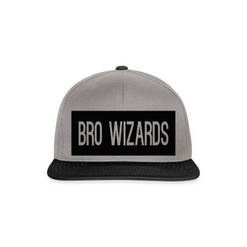 Browizardshoodie - Snapback Cap