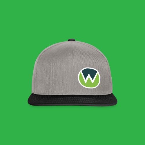 wtr-main-logo_RGB - Snapback Cap