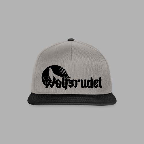 Logo Wolfsrudel EPS - Snapback Cap