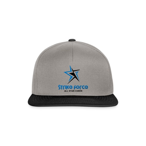 Strike Force Front and Side Logo - Snapback Cap