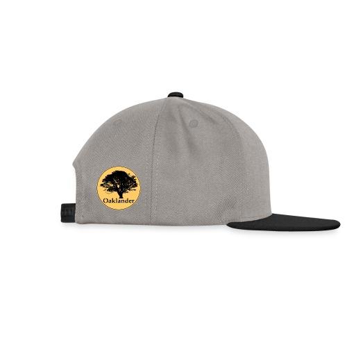 Oaklander-Label - Snapback Cap