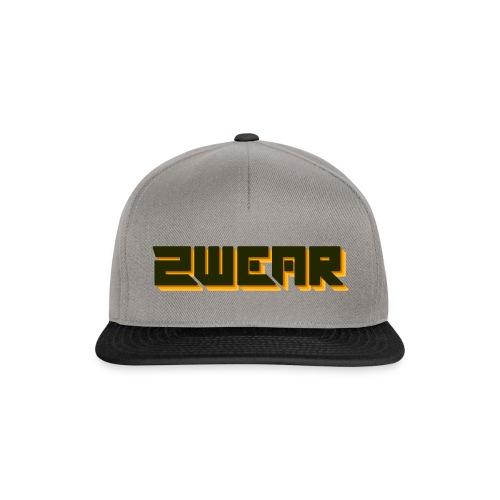 2wear Logo Style - Snapback Cap