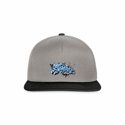 Dae 2wear Style #1 blue edt - Snapback Cap
