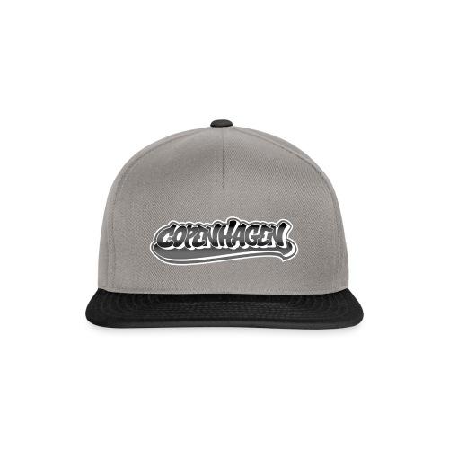 copenhagen graffiti style - Snapback Cap