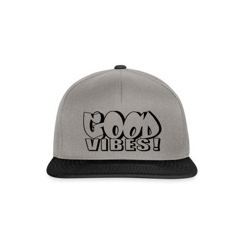 Good Vibes - Snapback Cap