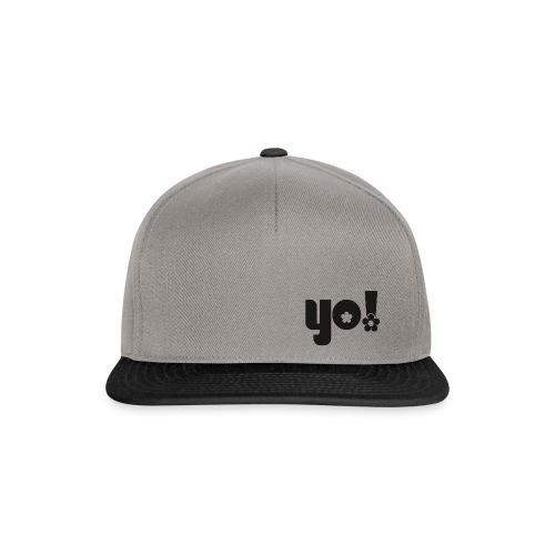 Yo - Snapback Cap