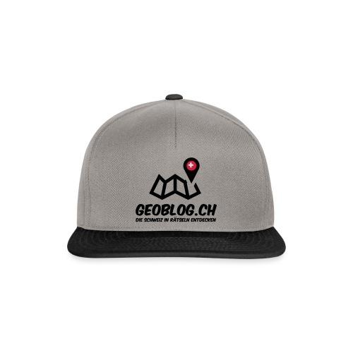 Logo+Schriftzug-hoch - Snapback Cap