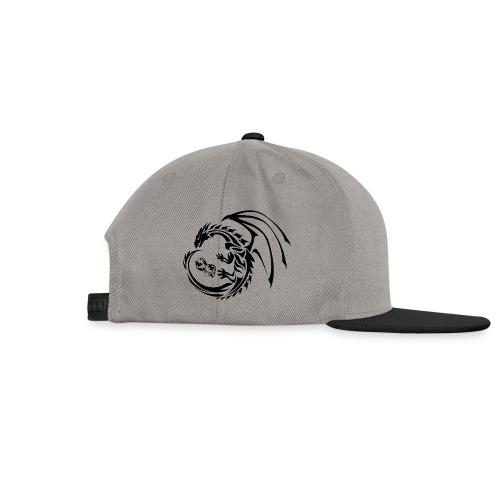 HytteCon black png - Snapback-caps