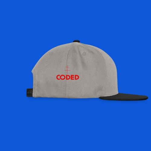 accessories merch - Snapback Cap
