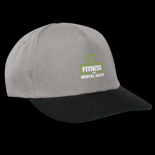 Fitness for Mental Health - Snapback Cap