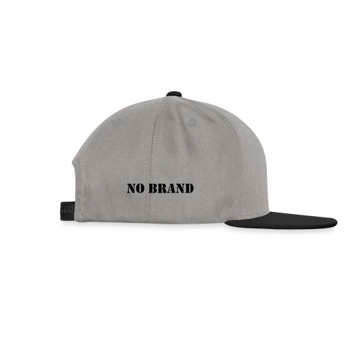 no brand - Snapback cap