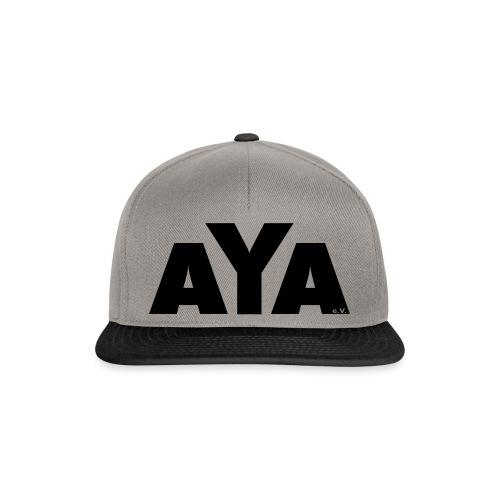 aya_ruecken - Snapback Cap