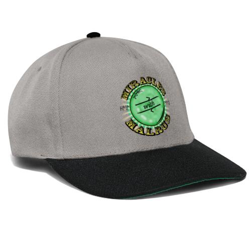 Miracles with Malrus - Snapback Cap