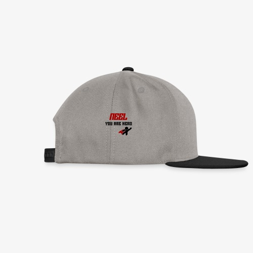 NEEL You Are Hero - Czapka typu snapback