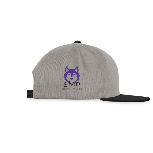 Security mit Passion Merchandise - Snapback Cap