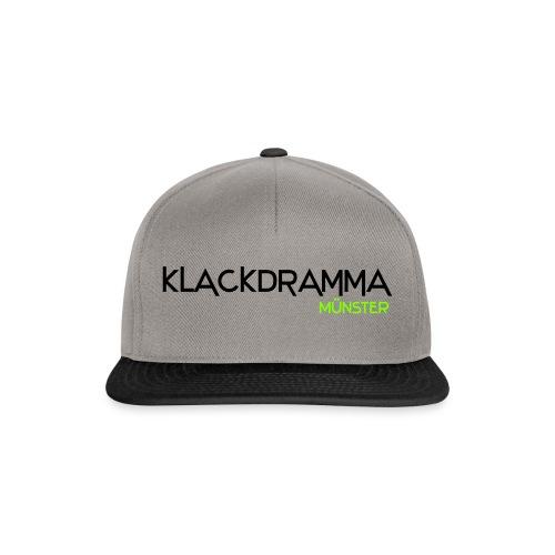 Klackdramma - Snapback Cap