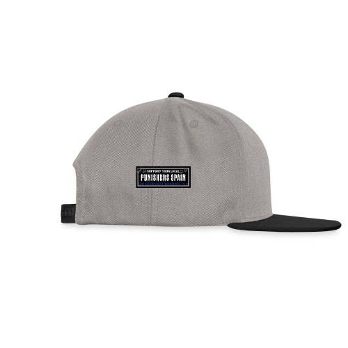 support your local pegatina - Gorra Snapback