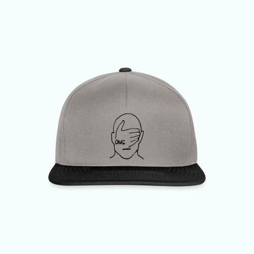 OMG - Snapback Cap