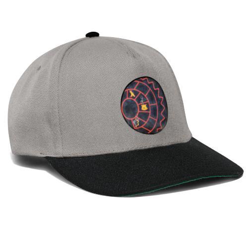 Jeff's Orb - Snapback Cap