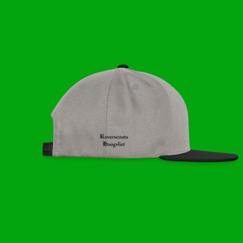Rover logo en Tekst, Je kan zelf naam toevoegen - Snapback cap