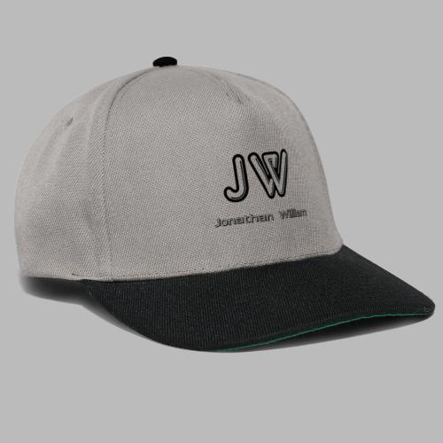Jonathan William JW logo - Snapback Cap