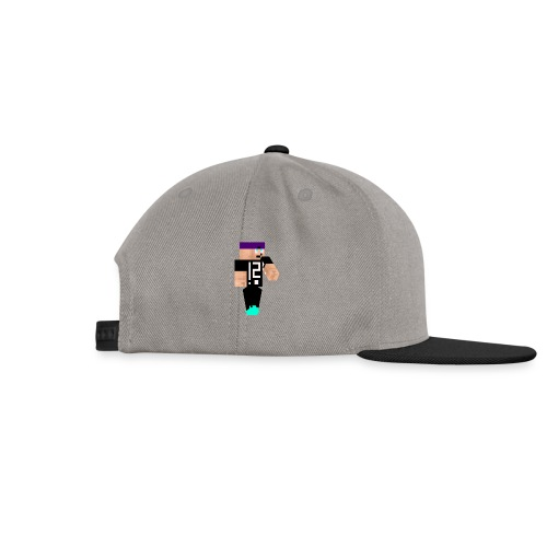 3dBK9VKGE7 png - Snapback Cap