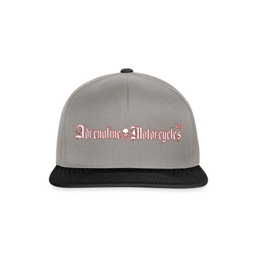 Adrmc the brand 2015 (front&backside print) - Snapback cap