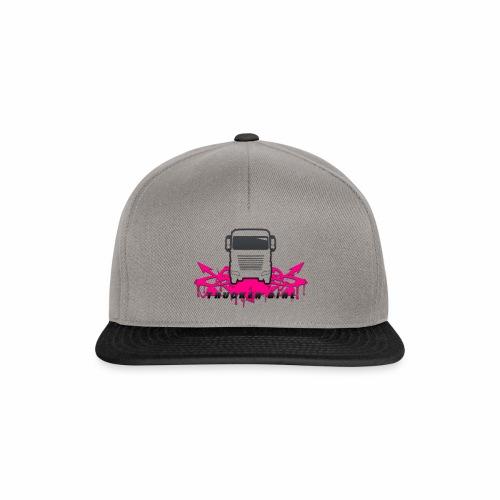 Trucker Girl - Snapback Cap
