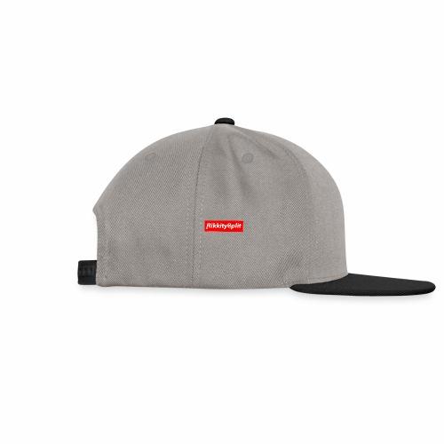 Rikkity Split official exclusive merchandise - Snapback Cap