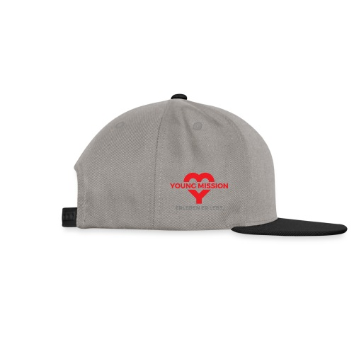 YOUNG MISSION - Snapback Cap
