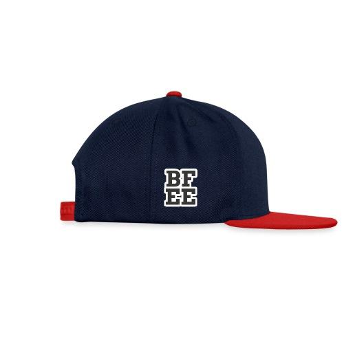 BFEE Logo Letters - Snapback Cap