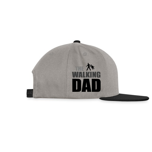 the walking dad auf dem Weg in die lustige Bar - Snapback Cap