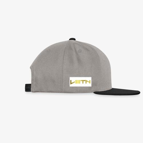 LETN SCHRIFT Abkuerzung Gold - Snapback Cap