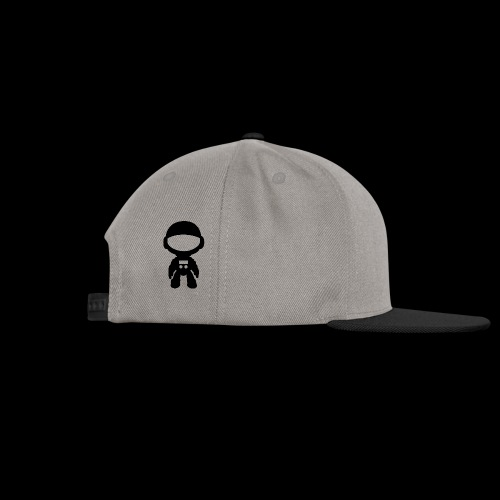 Haustronaut - only 01 - Snapback Cap