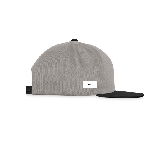 MHIM white - Snapback Cap
