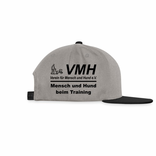 VMH Mensch Hund Training - Snapback Cap