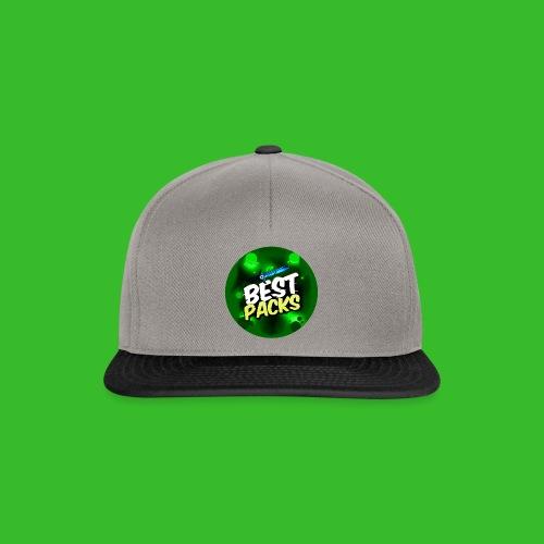 Pack Nation Logo 1 - Snapback Cap