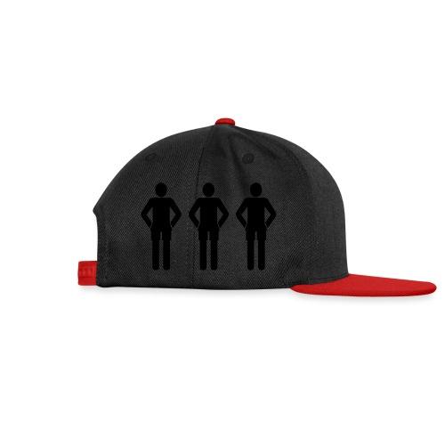 3schwarz - Snapback Cap
