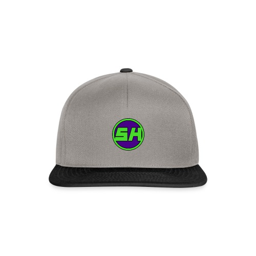 SkyHyperion Classic Colours - White - Snapback Cap