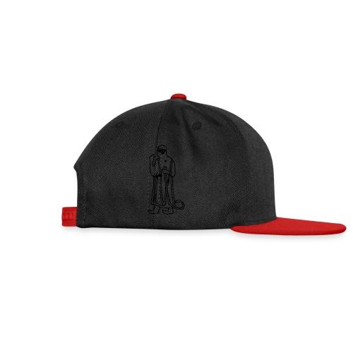 Muwatalli schwarz png - Snapback Cap