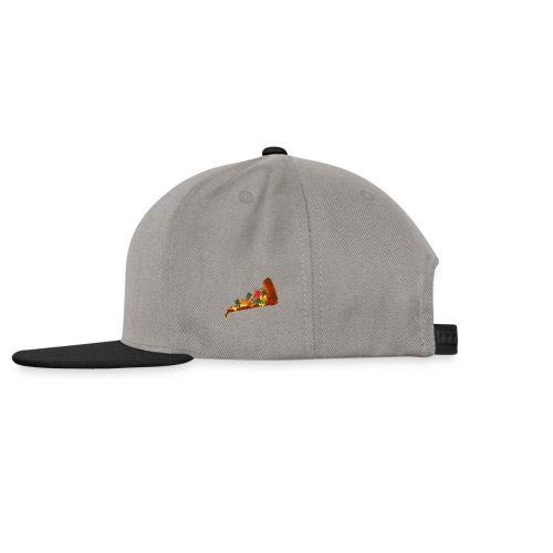 piece of pizza - Snapback Cap